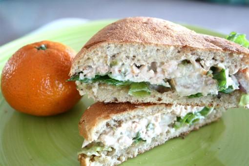 Salmon Sandwich 01