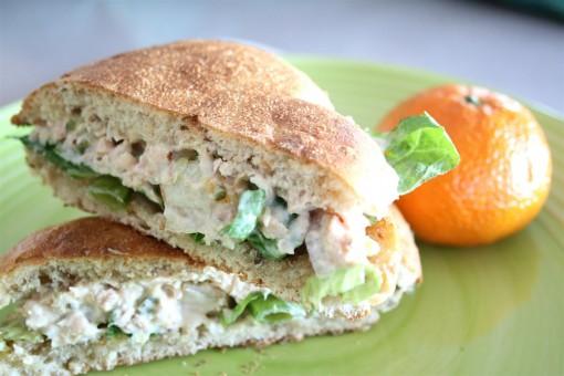 Salmon Sandwich 02