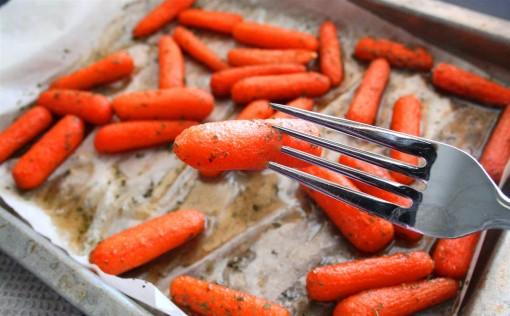 Maple Glazed Carrots 02