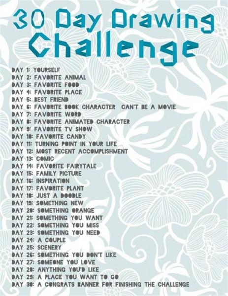 Art Challenge 01