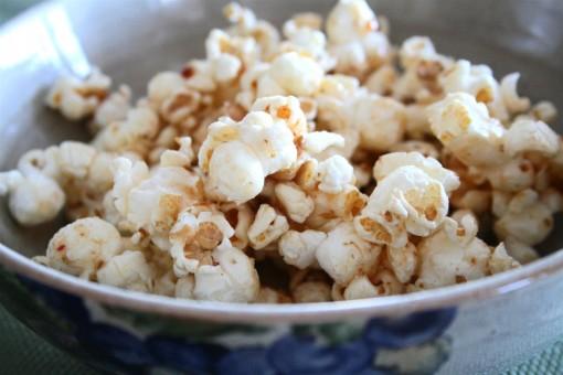 Sticky Date Popcorn 06
