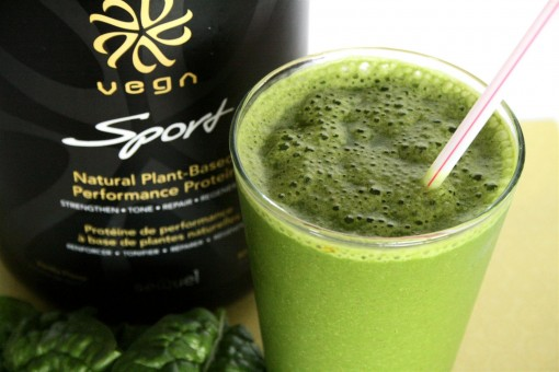 Supercharged Green Protein Smoothie 04