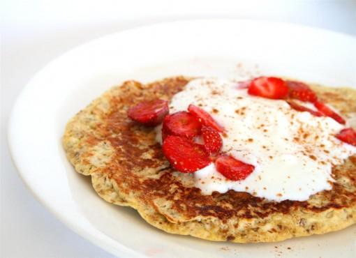 Oatmeal Protein Pancake 01 (Large)