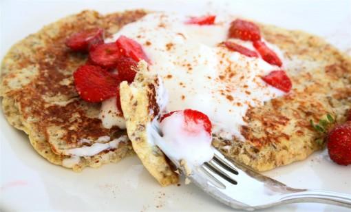 Oatmeal Protein Pancake 03 (Large)