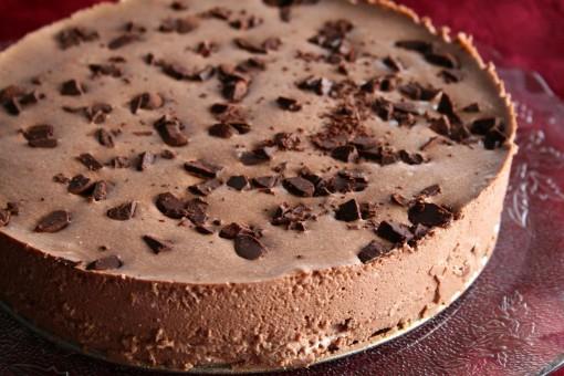 Chocolate Cheesecake 02