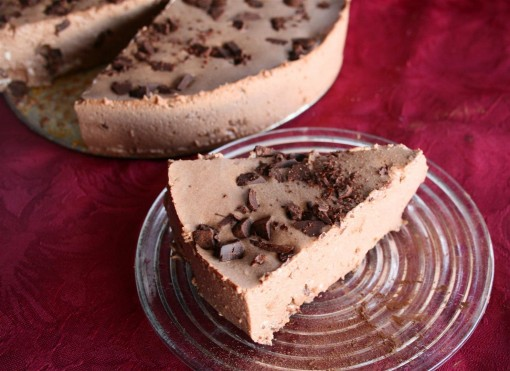Chocolate Cheesecake 05