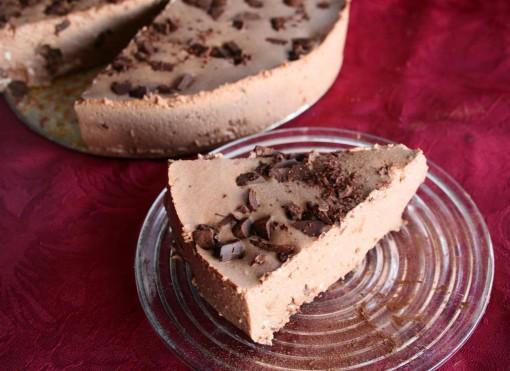 Chocolate Cheesecake 05