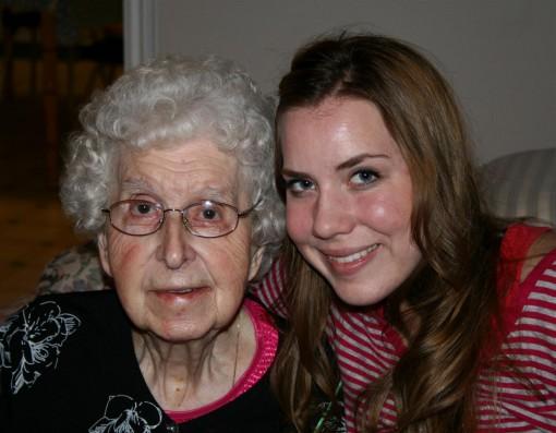 Grandma and Me 01