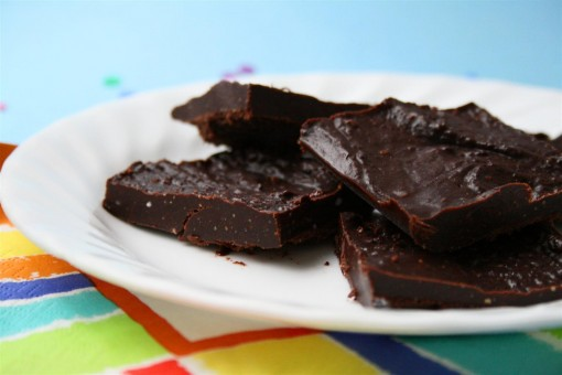 Chocolate Peanut Butter Fudge 01
