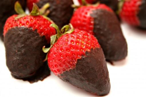 Sugar Free Chocolate Covered Strawberries 02