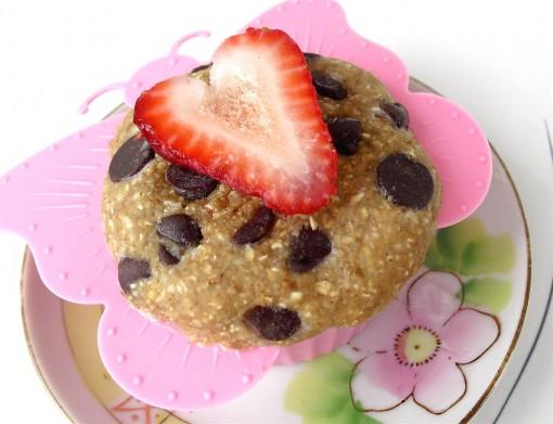 05-02-12hearttoppedchocchimppropancakecupcake
