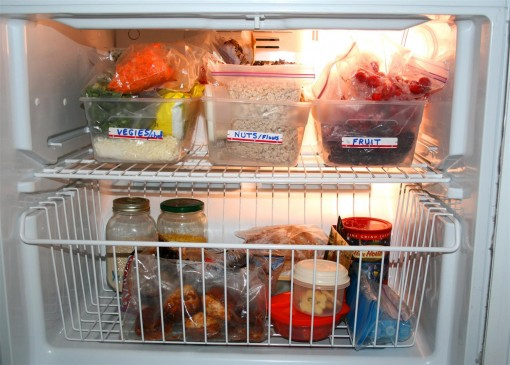 Organize your freezer 01
