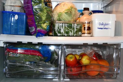Organize your fridge feature 01
