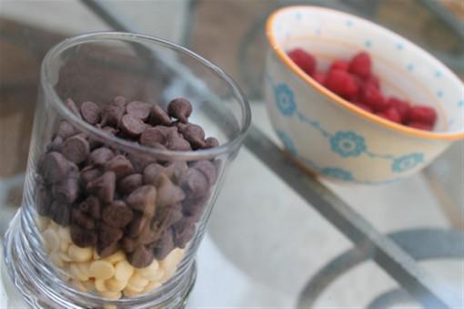 Raspberries-with-dark-chocolate-chips-and-white-chocolate