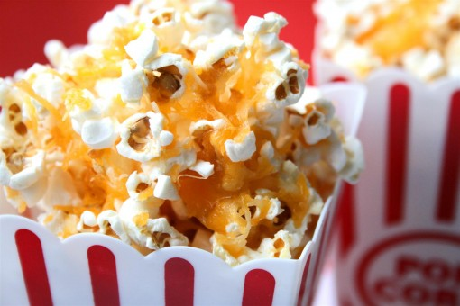 Cheesy Popcorn 02