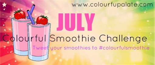 July Challenge - A Smoothie A Day