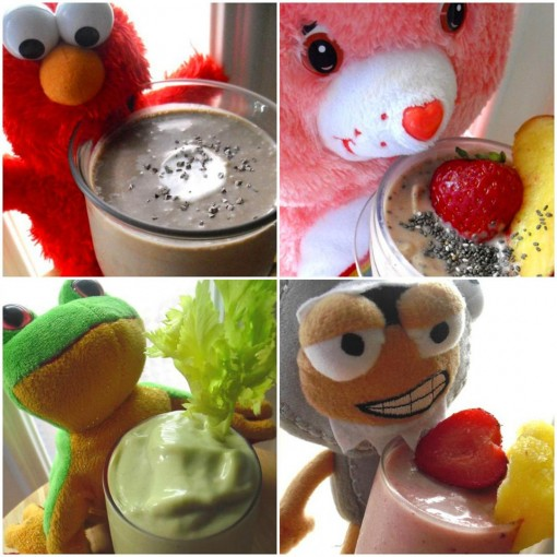 Smoothie Rawdorable Collage 01