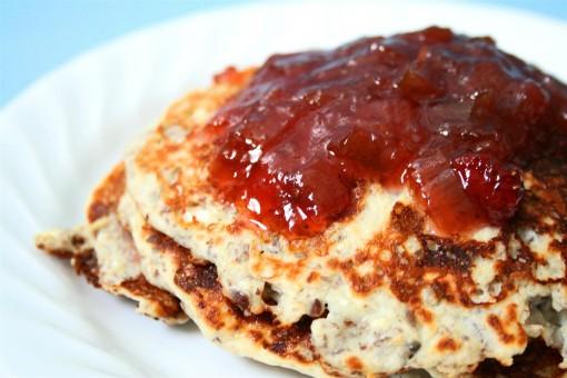 Vanilla Protein Pancake 02