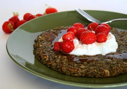 Green Superfood Pancake