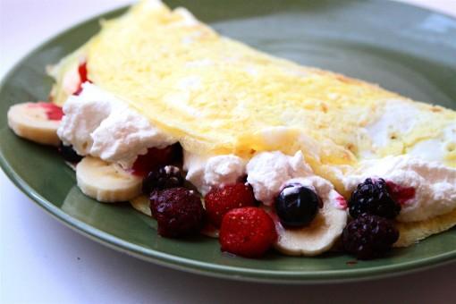 Temptation omelet recipe 01