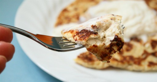Low Carb Cream Cheese Pancake 03