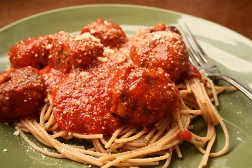 Parmesan Meatballs 01