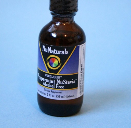 Peppermint Stevia by NuNaturals