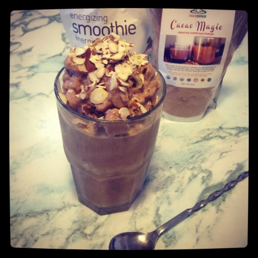 Cacao Magic Smoothie