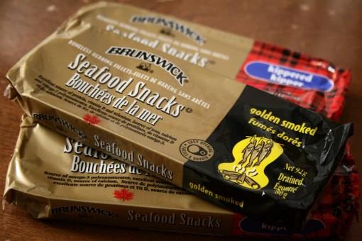 Herring Fillets for school snacks