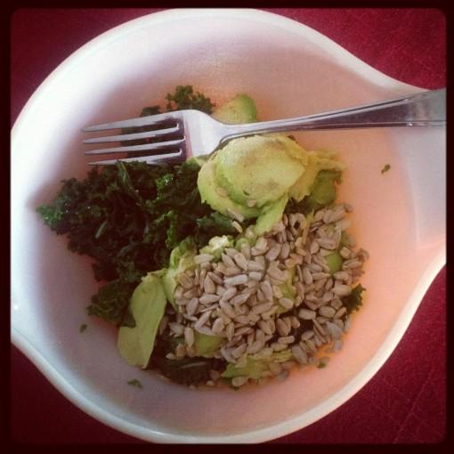 Power Kale Salad