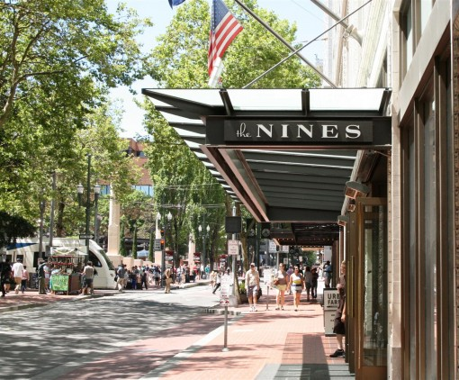 The Nines Hotel in Portland