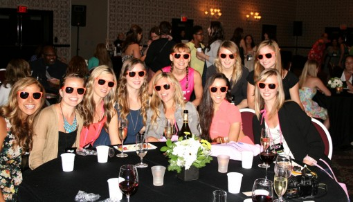 Ladies Rocking Sweat Pink Shades
