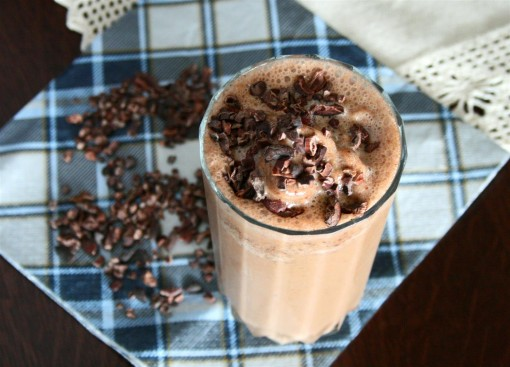 Chocolate Refuel Smoothie