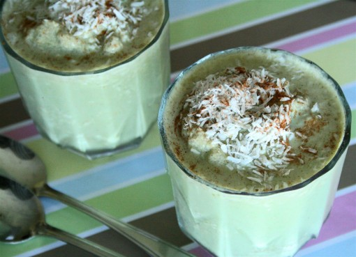 Coconut Chai Smoothie