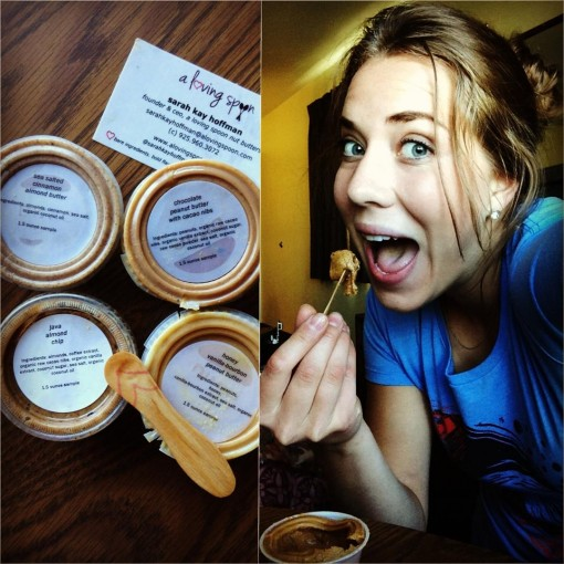The Loving Spoon Nut Butters