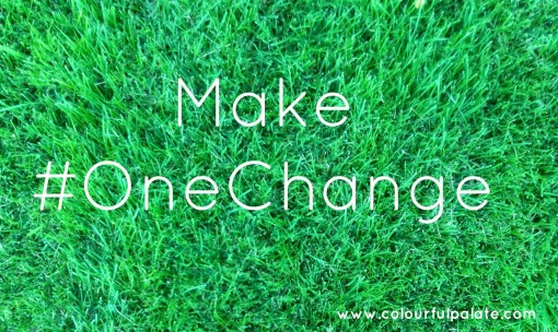Make #OneChange