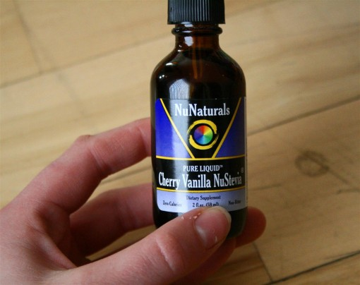 Cherry Vanilla NuNaturals Stevia