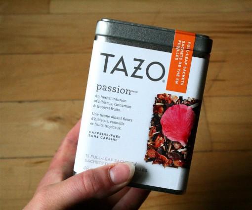 Tazo passion tea recipe