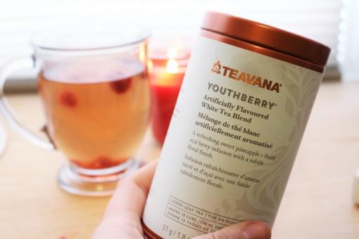 Teavana Youthberry Tea