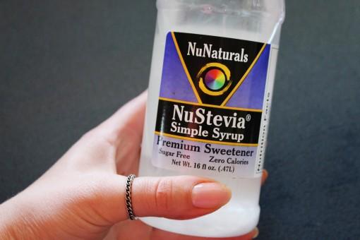 NuNaturals Stevia Syrup