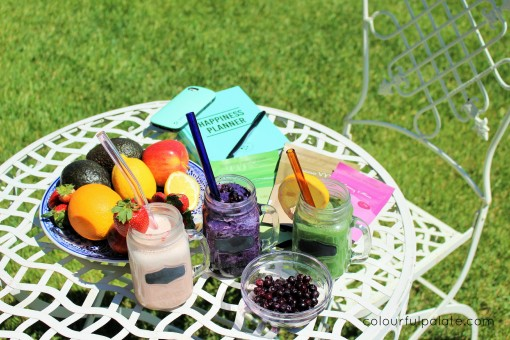 Have a Smoothie fest with Colourful Palate
