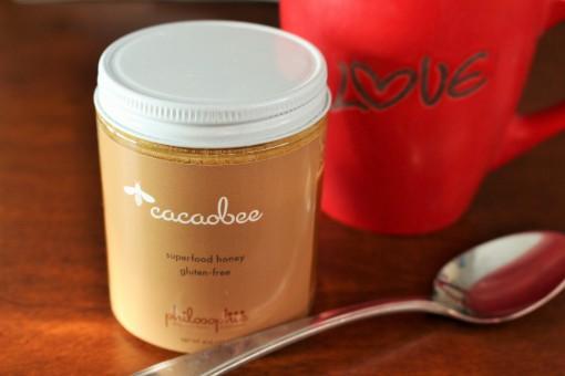 Evening Detox Tea with Philosophie Superfood Honey