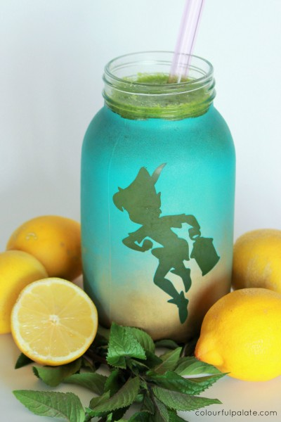 Lemon and Mint Sipper - the ultimate refresher, great for weight loss, detoxing, and delicious