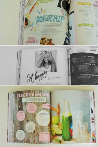 Lorna Jane Inspired Book - I love this beautiful coffee table