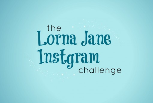 he Lorna Jane Instagram challenge