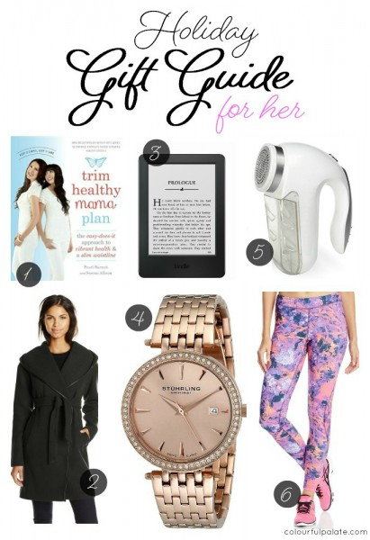 Holiday Gift Guide for the Classy Lady