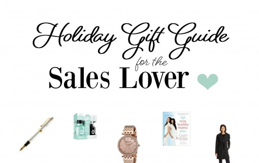 Holiday Gift Guide for the Sales Lover
