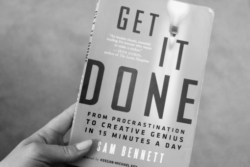 Get it Done - strategies for the creative free spirit