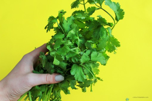 The most surprising way to use cilantro